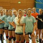 Volleyball Regionalmeisterschaft Dresden 2015 - U18 weiblich (2)